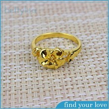 Cheapest 2015 Newest Design Gold Women Rings