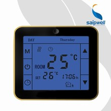 Factory Saipwell LCD Display Digital Room Thermostat with CE