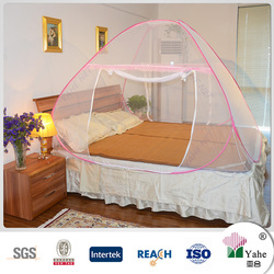 stainless steel pop up folding portable mosquito net tent