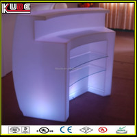 16 colors changing outdoor mobile led light bars for night