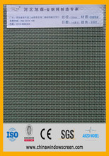 High quality stainless steel screen mesh for security doors & windows curtains