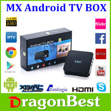 AML8726-MX Dual Core A9 Android 4.2.2 XBMC Wifi DLNA Tv Box HD18D MX TV BOX Smart Tv Box