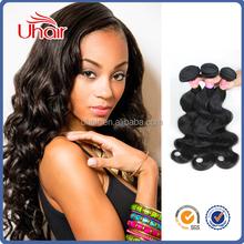 In stock 100 percent raw virgin brazilian hair fast delivery dhl hot selling body wave virgin brazilian hair