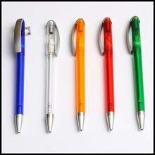 Simple and cheapest price long plastic ball pen free samples by DHL