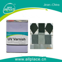 High purity excellent adhesive uv polishing liquid for marble