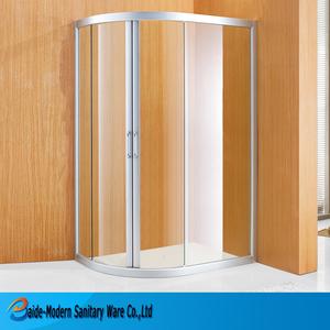 유리 화면 가격 스테인레스 스틸 스톨 완전 칸막이 밀봉 인클로저 목욕 대형 샤워 룸