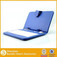 7inch keyboard leather case for android tablets