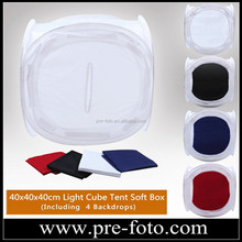 Professional Studio Portable Light Tent Portable Photo Soft Light Tent Shoot Cube Box Studio Shooting Cube Light Sheds
