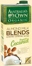 Organic Almond and Coconut Milk