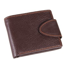 8060 Genuine Leather Funky Card Holder Wallet