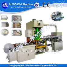 High Speed Aluminum Foil Container Making Machine(CE,ISO Certificate)