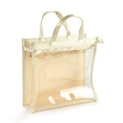 unusual bag photo print pvc bags