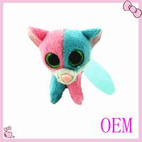Mini cute soft lifelike plush dog toy