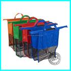 Projeto especial não tecido sacos de compras para compras de supermercado