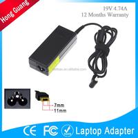 wholesale 90w 19v 4.74a notebook desktop laptop charger