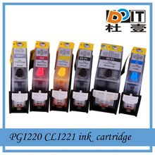 Alibaba china supplier compatible for Canon MP560 ink cartridge with 5 colors