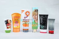Cosmetic Flat Empty Tube, Children Use Tube Packaging
