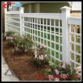 venta caliente de plástico pequeño balcón valla