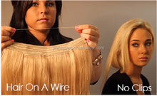 flip in hair weave top quality virgin human hair for weaving