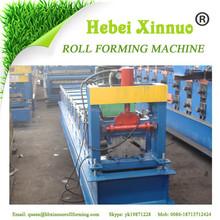 XN-343 roll forming machine for ridge cap metal roof ridge cap roll forming machine cold roll forming machine
