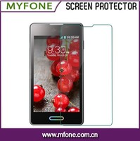 High transparency tempered-glass screen covers for LG Optimus L5 II