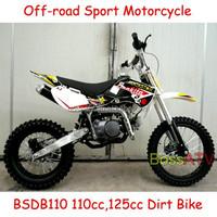 Fast Speed 50cc 110cc 125cc Dirt Bike with Lifan Engine 110CC
