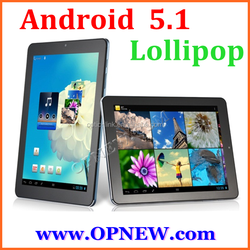 New Android 5.1 Lollipop tablet 9.7 inch Tablet pc IPS Octa Core RK3288 Android5.1 Bluetooth Wifi Tablet PC