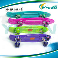 22 inch plastic boards cruiser skateboard