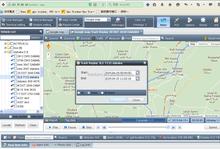 GPS vehicle tracker system TS20 compatible with GPS102, GPS103, GPS106, TK102, TK103, TK106, GPS102B, GPS103A