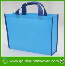 ultrasonic nonwoven sealing bag, simple bag without side and botton made by machine