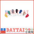 pvc 45 rj plug modular de arranque con varios colores personalizados