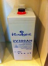 2V 300ah OPzV tubular gel lead acid battery for UPS