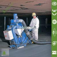 street cleaning machine/concrete floor shot blasting machine