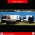 moderno sofá de la rota silla sofá del salón de juegos de jardín al aire libre muebles rz1741