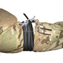 Engrenagem de alta qualidade ao ar livre Camping ferramenta Survival EDC corda elástica rápida torniquete médico Hemostasia Bandage