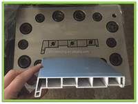 UPVC WPC window sill cover plate extrusion die