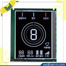VA LCD 4 Digits 7 Segments