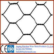 2015 hot sale !! Galvanized Chicken wire mesh/Hexagonal wire netting PVC coated Hexagonal Wire Mesh /Livestock Wire Netting