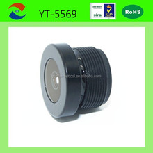 CE/Rohs certification good night vision car camera lens with big aperture 2.2