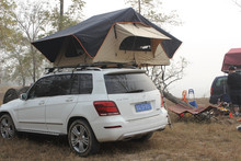chinese military 3-4 person off road tent fiberglass car roof top tent for sale