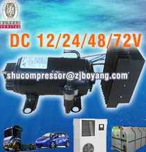 12v air conditioners camping caravan dc compressors 12 vdc air conditioning split
