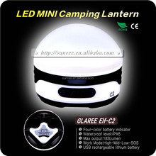 3W best quality rechargeable camping led lantern