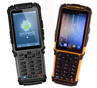 Android pda barcode laser scanner TS-901S portable data terminal with touch display