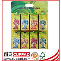 paper car air refreshment,card car fragrance
