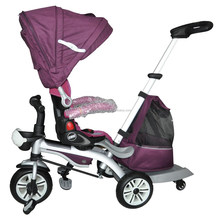 2015 hot sale high quality Aluminum alloy frame baby tricycle kids tricycle/children tricycle/ ride on toy tricycle with CE