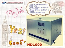 game machine bank note changer of ICT ND1000 with large capacity and high speed advantage