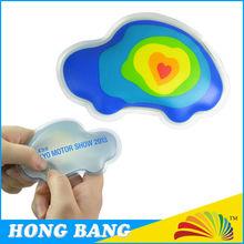 HBF992 custom spacial shape hot pad pocket