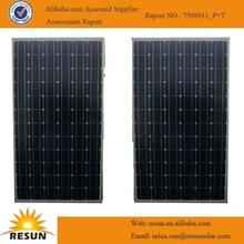 Solar pv solar module for silicon solar systems