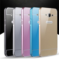 China Supplier Aluminum Metal Back Cover Case For Samsung Galaxy Grand Prime G530 G530H