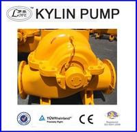 High flow rate large capacity large discharge split case pump double suction pump